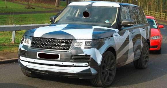 Nowy Range Rover 2013