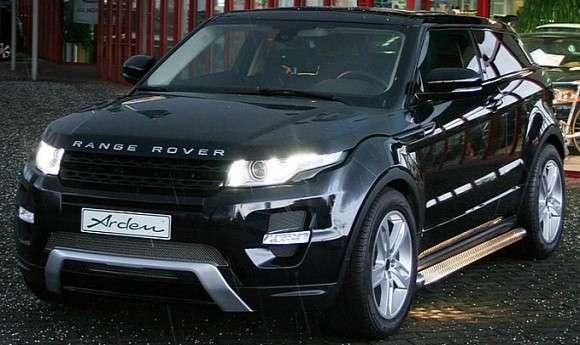 Range Rover Evoque Arden