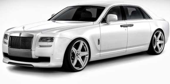 Rolls Royce Ghost Vorsteiner