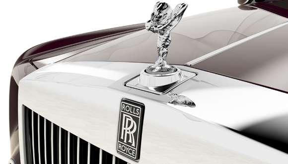 Rolls Royce Spirit of Ecstasy