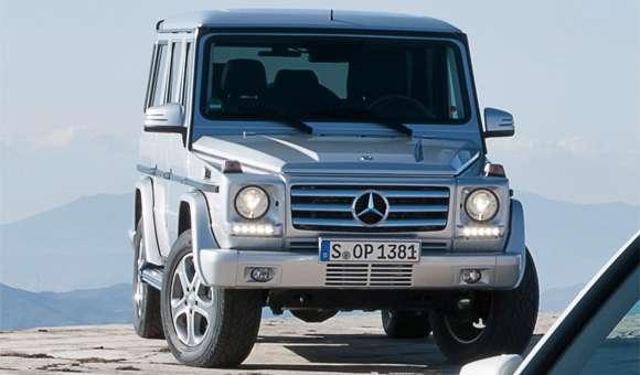 2013 Mercedes G