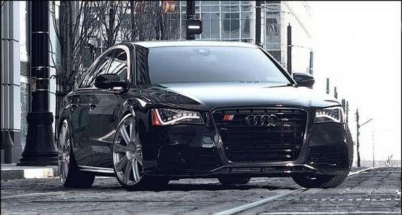 Hofele Design SR8 Audi A8