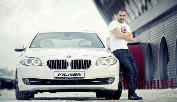 BMW serii 5 F10 od Vilner Kostadin Stoyanov