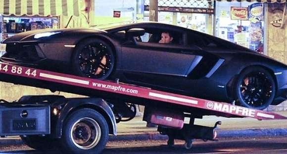 Lamborghini Aventador Cristiano Ronaldo