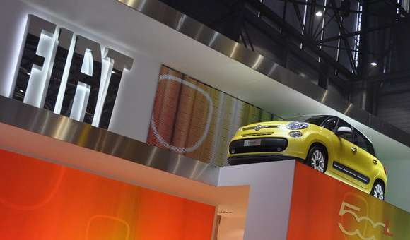 Fiat będzie współpracował z Volvo
