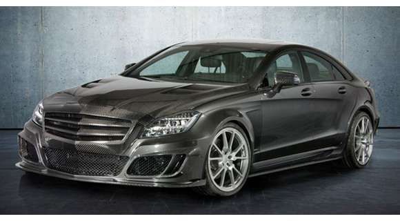 Mansory Mercedes CLS 63 AMG
