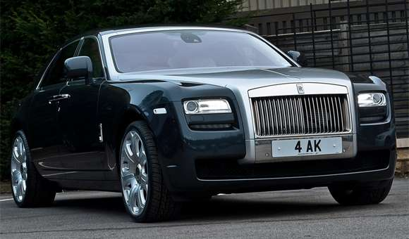 Project Khan Rolls-Royce Ghost