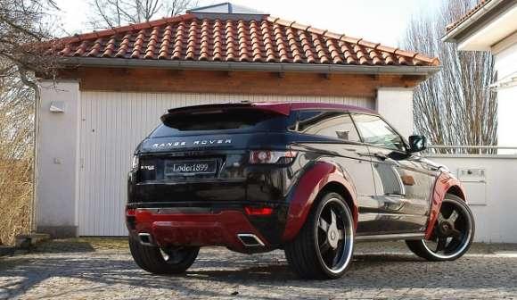 Range Rover Evoque tuning Loder1899