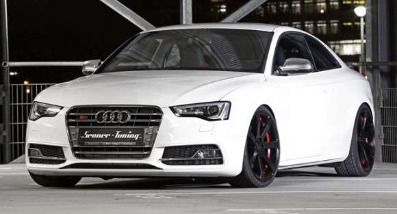 Audi S5 Coupe Senner Tuning