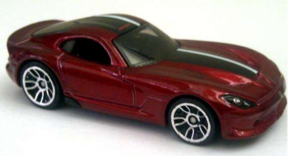 SRT Viper 2013 Hot Wheels