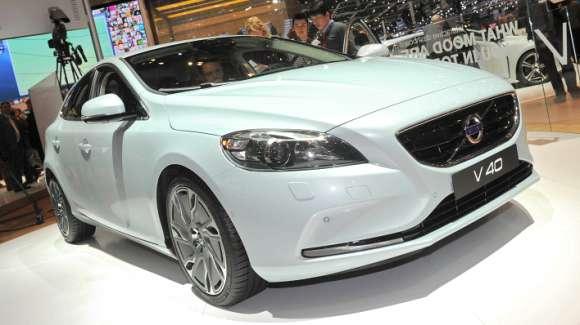 Nowe Volvo V40 w Genewie