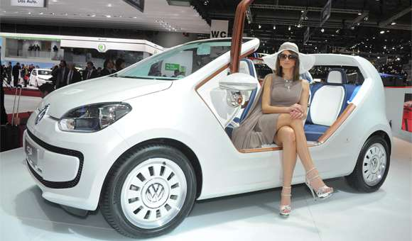 VW Up! Italdesign Giugiaro