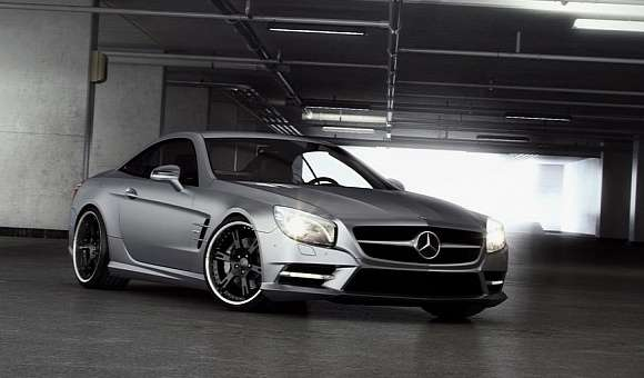 Wheelsandmore Mercedes SL
