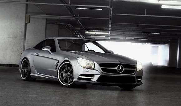 Wheelsandmore Mercedes SL