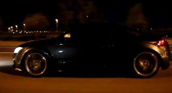 Audi TT RS tuning