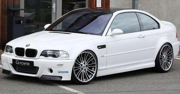 G-Power BMW M3 E46 o mocy 450 KM