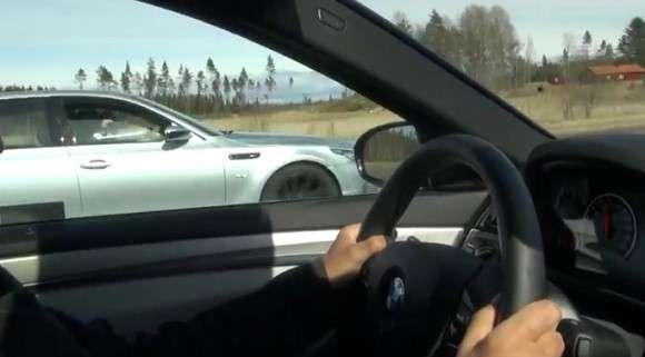 BMW M5 E60 V10 vs M5 F10 V8 Turbo