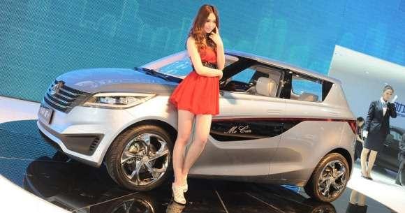 Chińska dziewczyna Pekin 2012