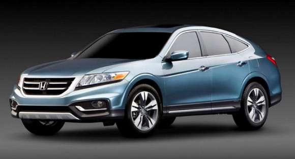Honda Crosstour Concept wyciek