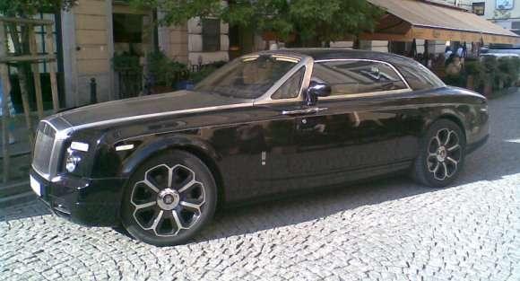 Rolls Royce w Polsce