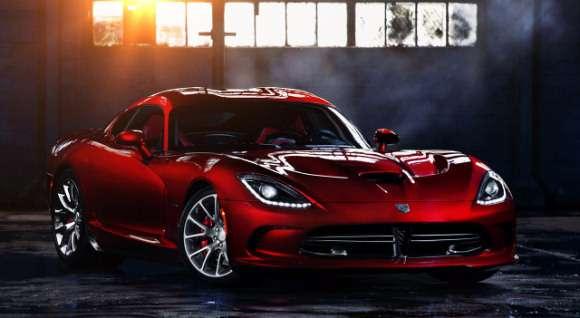SRT Viper 2013 (nowy Viper)