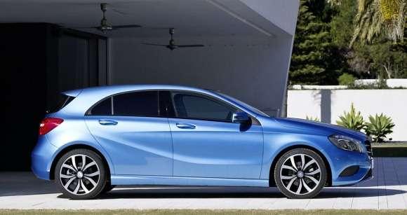 Mercedes klasy A 2012