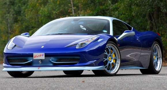 Ferrari 458 Italia Emozione tuning