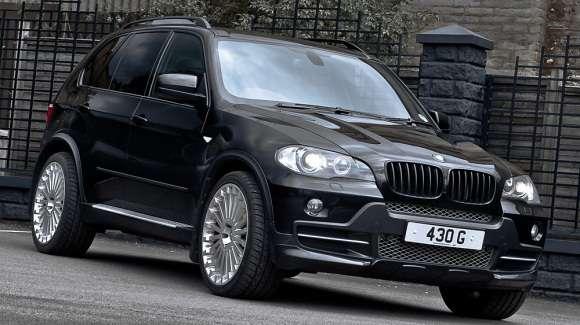 BMW X5 Kahn