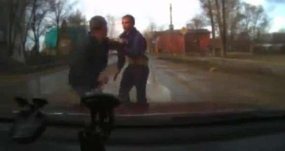 Bójka na ulicy
