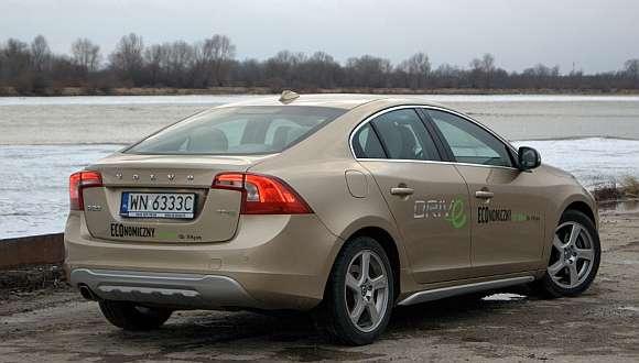 Volvo S60 DRIVe test