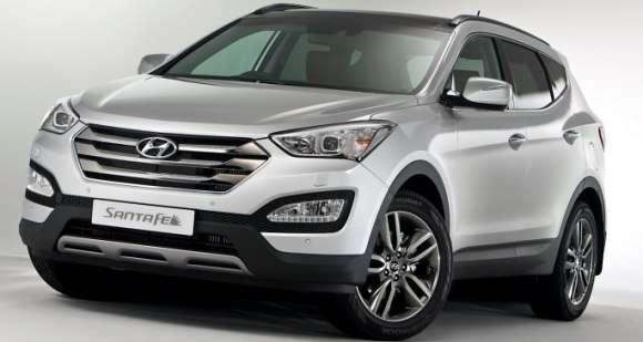 Nowy Hyundai Santa Fe 2013