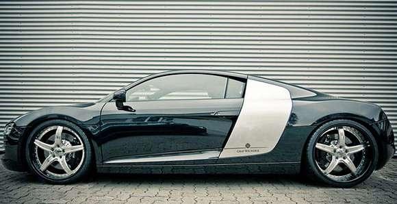 Audi R8 od Graf Wecker