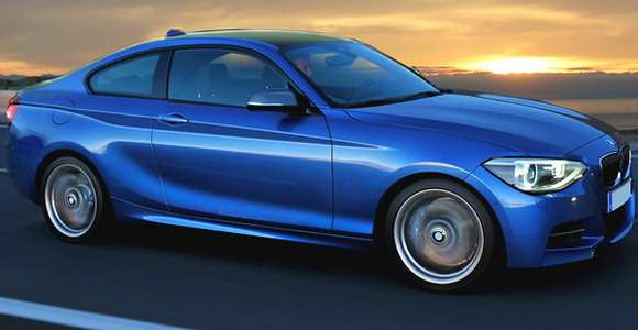 BMW 235i coupe wizualizacja