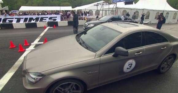 Mercedes CLS 63 AMG i S65 AMG