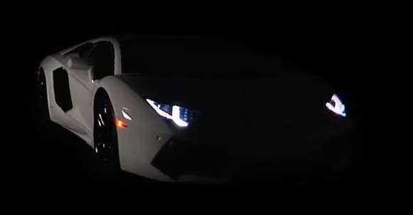 Lamborghini Aventador LP700-4 od Underground Racing