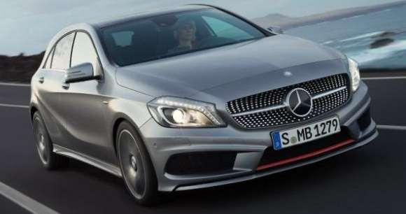 Mercedes klasy A 2013
