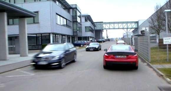 Mercedes AMG fabryka