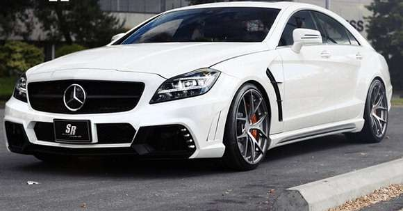 Mercedes CLS63 AMG tuning