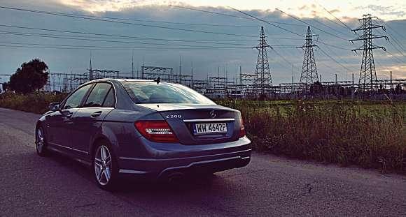 Mercedes klasy C200