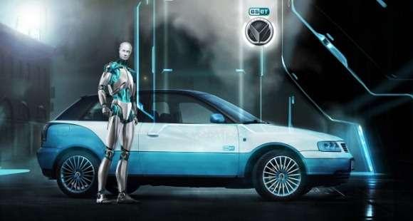 Audi A3 ESET Vilner Nod32