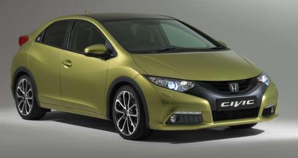 Nowa Honda Civic spalanie
