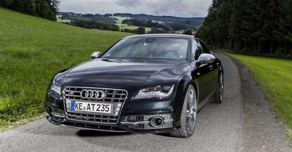 Audi S7 Sportback po tuningu ABT Sportsline
