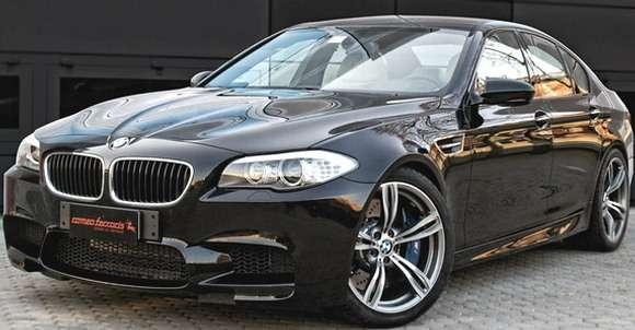 BMW M5 Romeo Ferraris tuning