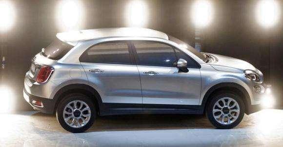 Nowy Fiat 500 Fiat 500 Suv