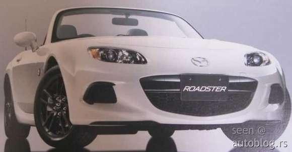 Mazda MX-5 po faceliftingu