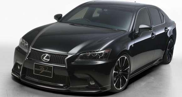 Lexus GS F Sport tuning