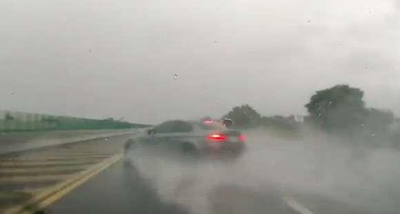 BMW M3 wypadek