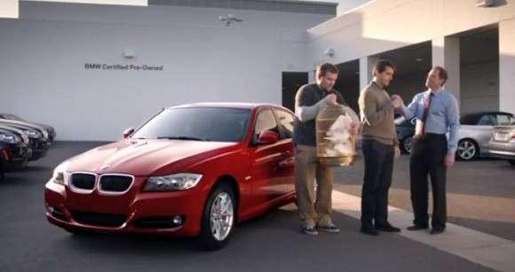 Reklama BMW