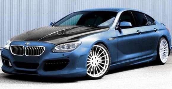 BMW serii 6 Gran Coupe od Hamann