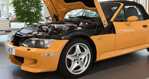 BMW Z3 V12